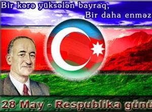 """Qırğızıstanda """"28 May"""""""