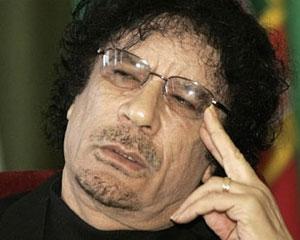 Qəddafi geri çəkilməyə razılıq verdi