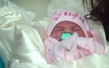 Şəhidin yeni doğulan övladına Şuşa adı verildi