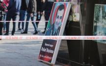 Polad Həşimovun plakatını yanğından xilas edən şəxs danışdı