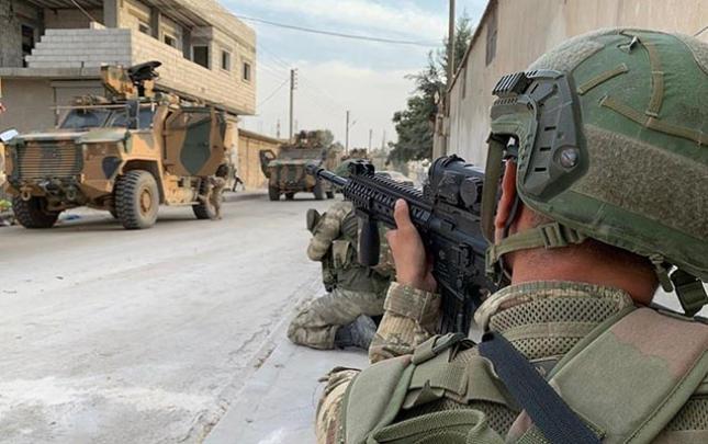 Suriyada 702 terrorçu öldürülüb
