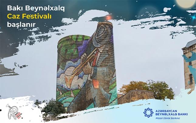 Azərbaycan Beynəlxalq Bankından Bakı Caz Festivalına dəstək