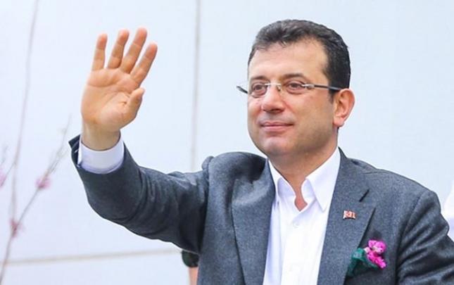 İmamoğlu Azərbaycan xalqını təbrik etdi