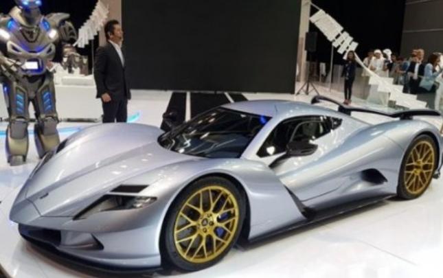 Ən güclü avtomobil təqdim edildi