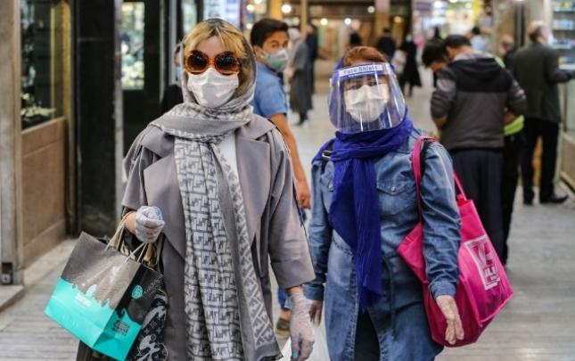 İranda koronavirusdan ölənlərin sayı 57 mini ötdü