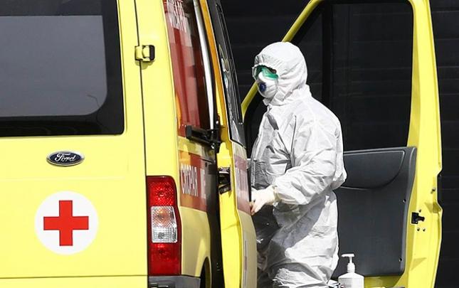Moskvada daha 32 nəfər koronavirusdan dünyasını dəyişdi