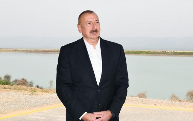 """""""Şuşa Bəyannaməsi əlaqələrimizi müttəfiqlik səviyyəsinə qaldırıb"""""""