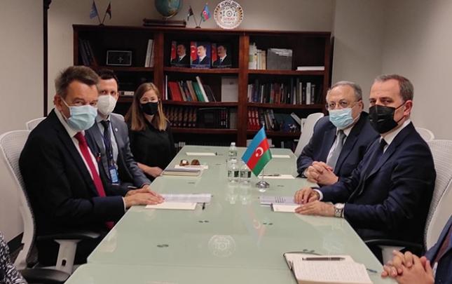 BQXK prezidenti Azərbaycanla əməkdaşlıqdan danışdı
