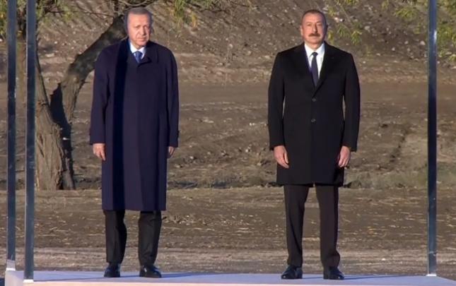 Ərdoğan Zəngilanda