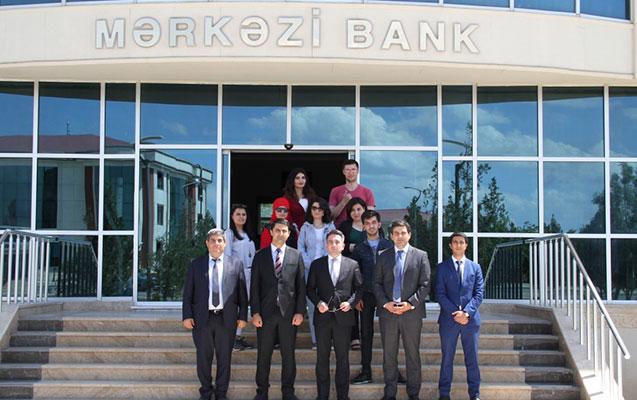 Mərkəzi Bank jurnalistləri Naxçıvana göndərdi