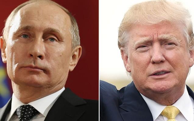 Dünya Trampı tənqid etdi, Putin dəstəklədi