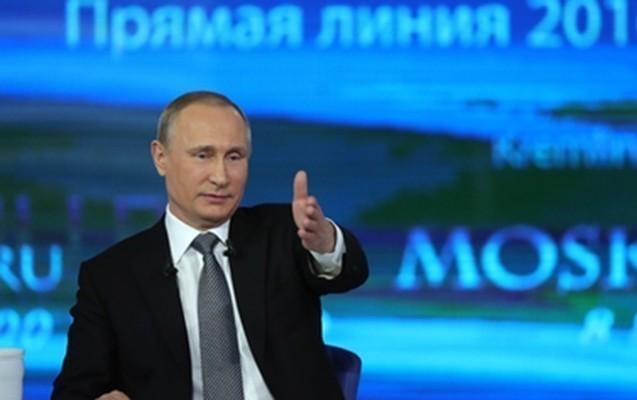 Putin 15 iyunda suallara cavab verəcək