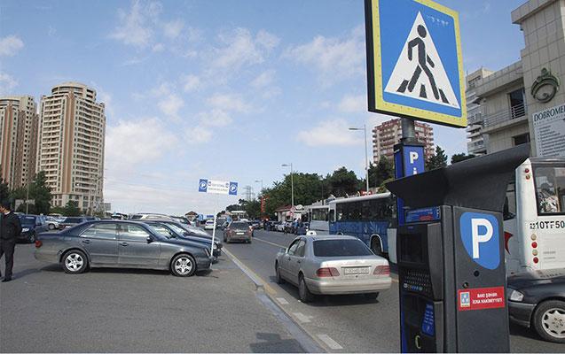 Bu yerlərdə parklanma ödənişli olacaq