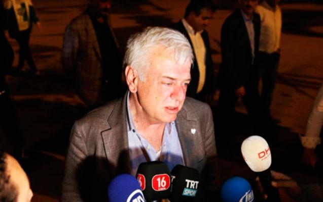 """""""Bursaspor"""" prezidenti Robert Prosineçki ilə görüşəcək"""