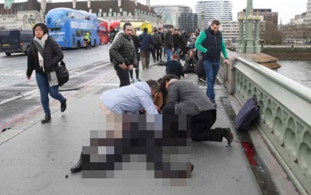 Londondakı terroru kimin törətdiyi bəlli olub