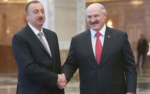 Lukaşenkodan İlham Əliyevə təbrik məktubu
