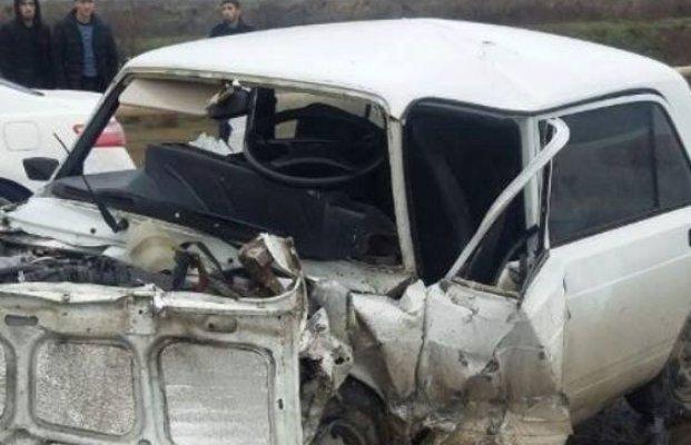 Zaqatalada 32 yaşlı kişi qəzada öldü