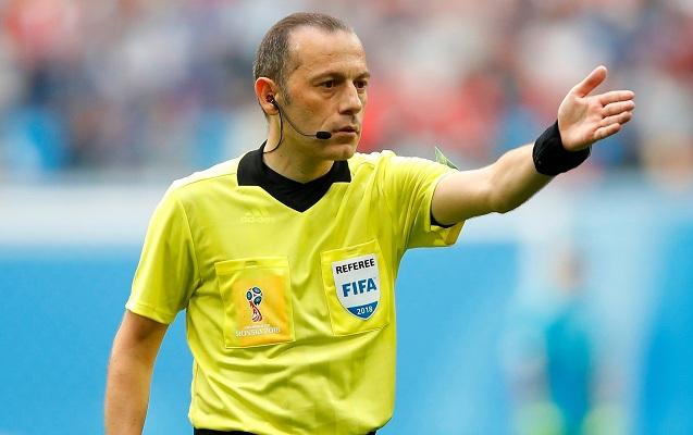 UEFA-dan Cüneyt Çakıra növbəti təyinat