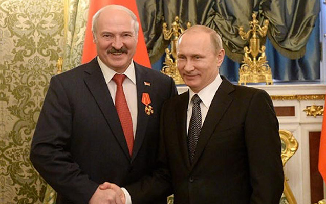 Lukaşenko ilə Putinin görüşü olacaq
