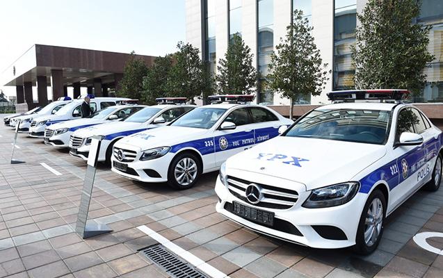 Polislərə verilən yeni maşınların nə üstünlüyü var?