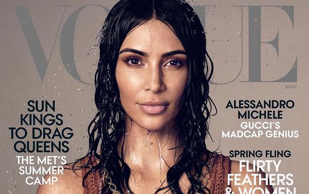 """""""Vogue"""" Kardaşyana görə qınanıldı"""