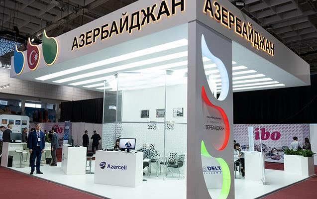 Azərbaycan Milli Pavilyonu beynəlxalq sərginin ən yaxşısı seçildi