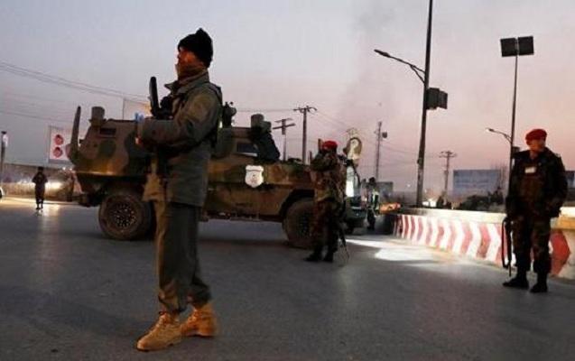 """""""Taliban"""" terrorçuları şəhərə hücum etdi"""
