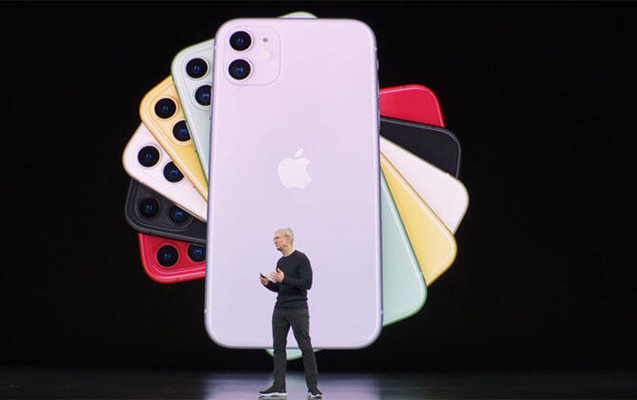 iPhone 11 təqdim edildi