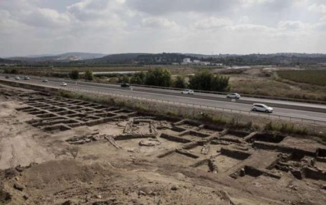 İsraildə qədim şəhər qalıqları tapıldı