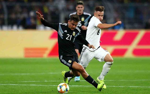 Almaniya - Argentina matçında 4 qol