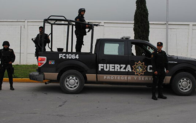 Meksikada silahlı hücum, 14 polis öldürüldü