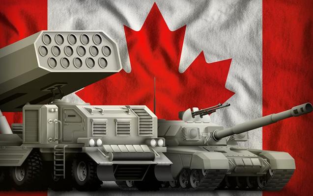Kanada Türkiyəyə silah satışını dayandırdı