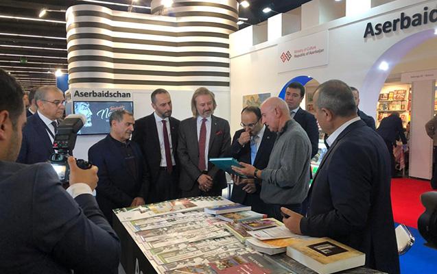 Azərbaycan Frankfurt Beynəlxalq Kitab Sərgisində