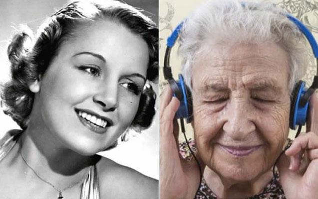 Hollivudun 106 yaşlı aktrisası öldü