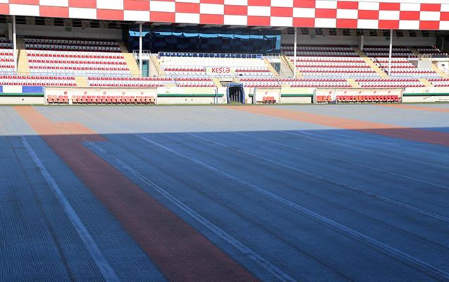 """""""ASK Arena"""" təmir olunur"""