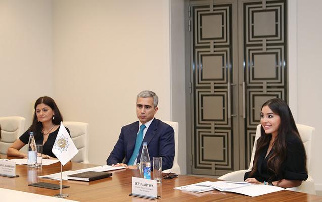 Heydər Əliyev Fondu ilə UNİSEF arasında Anlaşma Memorandumu imzalanıb