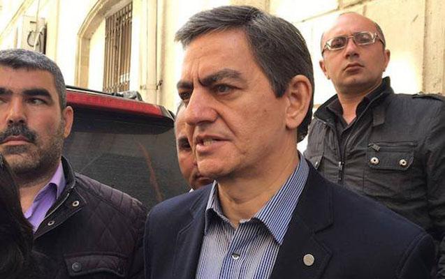 Əli Kərimli saxlanıldı