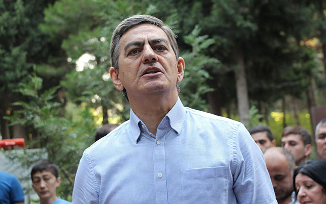 Əli Kərimli sərbəst buraxıldı