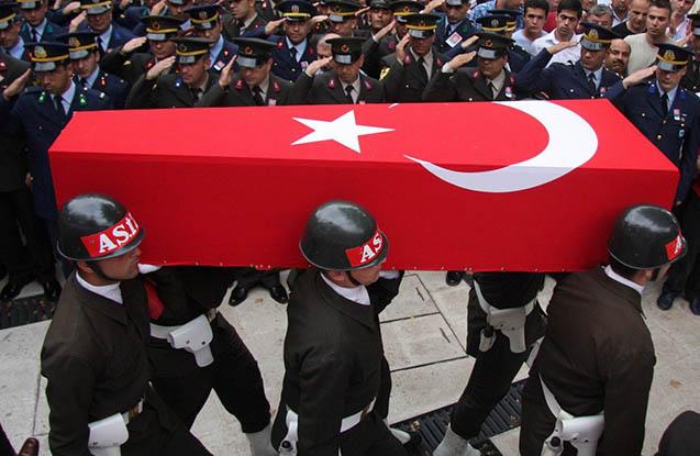 Türkiyə ordusu Suriyada itki verdi