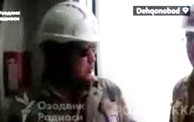 """""""Lukoyl""""da qalmaqal, işçilər təhqir edildi"""