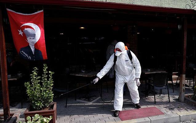 Türkiyədə daha 34 nəfər koronavirusdan öldü