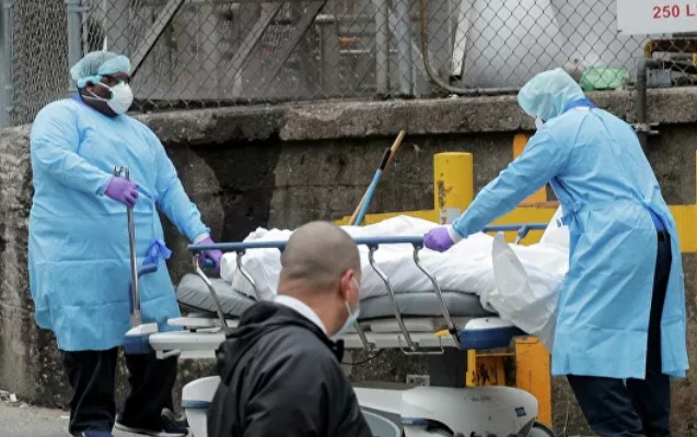 ABŞ-da koronavirusdan ölənlərin sayı yarım milyonu ötdü