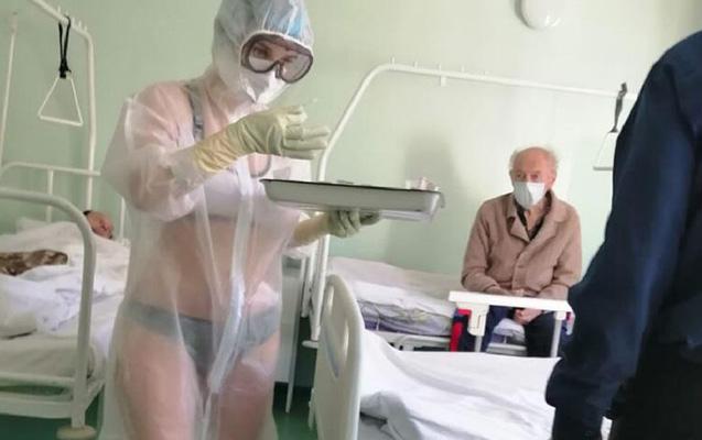 Koronavirus xəstələrini belə müayinə etmişdi, cəzalandırıldı