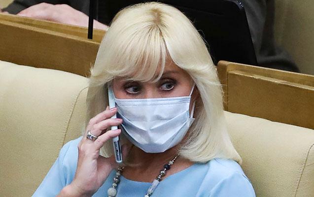 Rusiyalı deputat koronavirusdan sağaldı