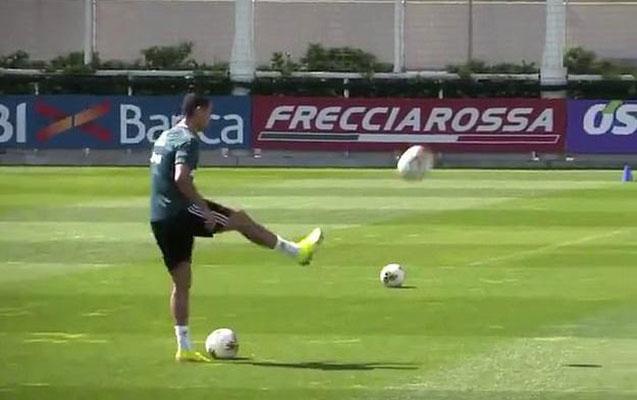 Ronaldodan inanılmaz hərəkət