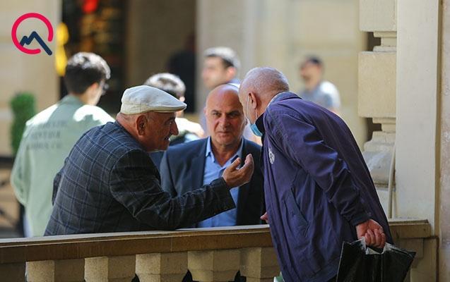 Bakı üzrə iyul ayının pensiyaları ödənildi