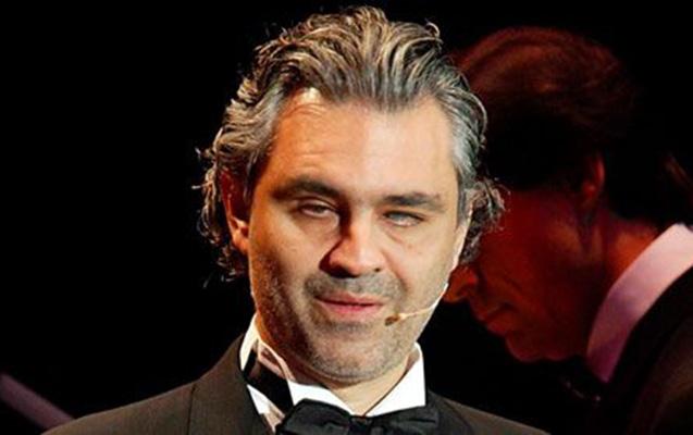 Bocelli koronavirusa yoluxduğunu açıqladı