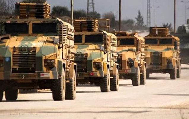 Suriyada Türkiyənin hərbi konvoyu partladıldı