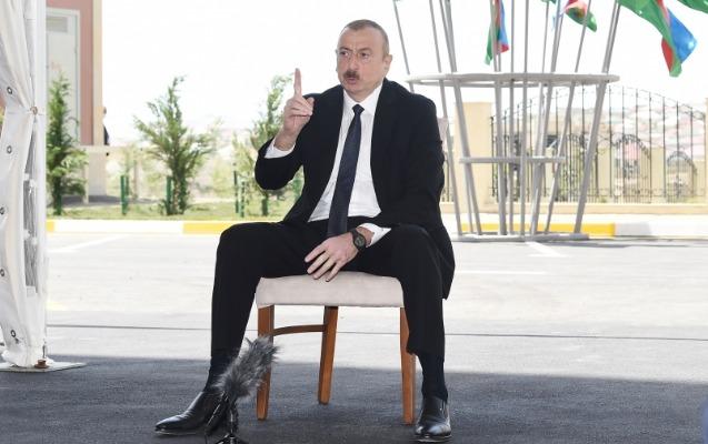"""""""Azərbaycan bu sahədə də qabaqcıl yerlərdədir"""""""