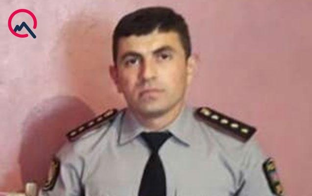 Bərdədə polis bıçaqlandı